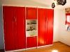 folding-beds-for-small-room-mdf-paited-red-2