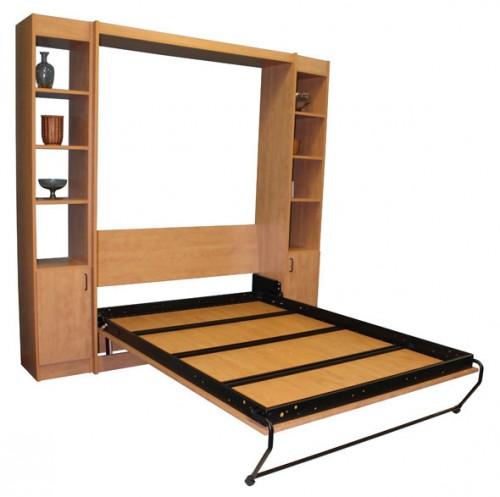 Pakeliama lova su metaliniu rėmu